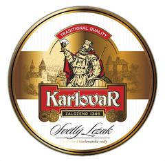 Пиво Karlovar Svetly