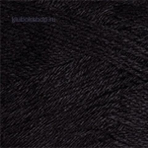 Пряжа Eco Cotton YarnArt 761 Черный купить в интернет-магазине, доставка наложенным платежом, недорогая цена klubokshop.ru