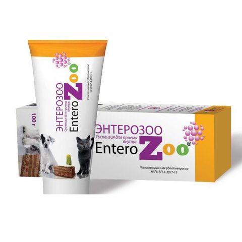 Энтерозоо сеспензия для приема внутрь 100г