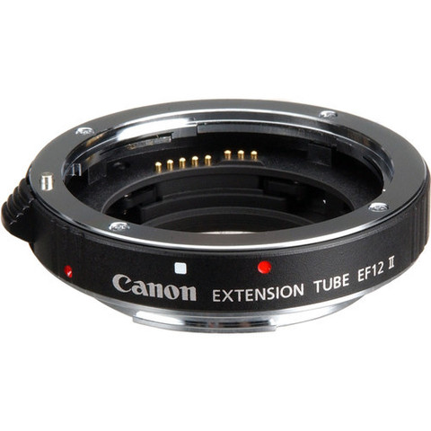 Макрокольцо Canon Extension Tube EF-12 II для Canon (12mm)