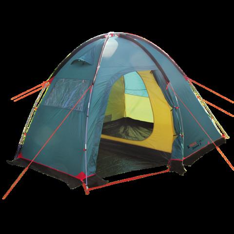 Палатка BTrace Dome 3 (зеленый)