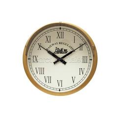 Часы настенные Secret De Maison RAILWAY   ( mod. 51876 ) — античная медь