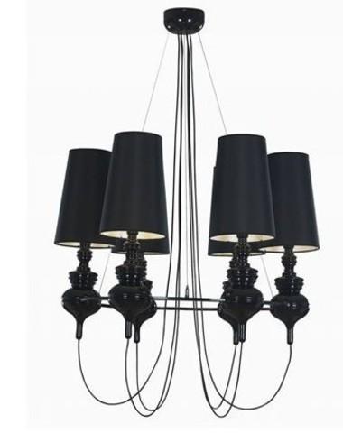 replica Jaime Hayon  Josephine chandalier 6 lamps (black)