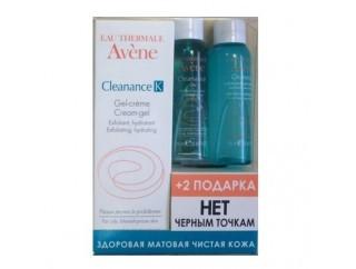 Avene Cleanance K набор очищающий и матирующий