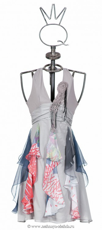 Оригинальное платье Save The Queen