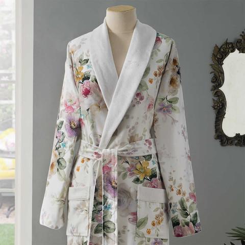 Finola махровый  женский халат Tivolyo Home Турция
