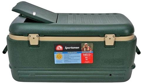 Изотермический контейнер Igloo Sportsman 100 GLIDE (термоконтейнер, 95 л.)