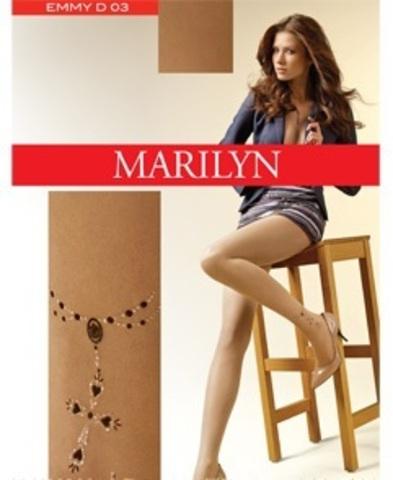 Колготки Marilyn Emmy D03