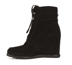 Ботинки Left And Right U71 Черный