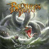 Brothers Of Metal / Emblas Saga (RU)(CD)