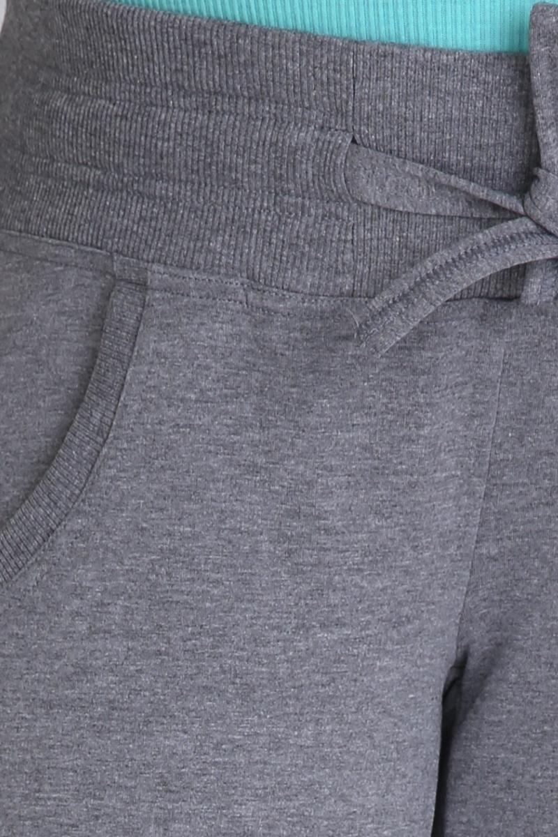 Брюки 09556 серый