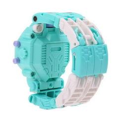 Часы-трансформер Robot Watch детские наручные