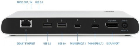 Elgato Thunderbolt 3 Dock ,  10DAA8501