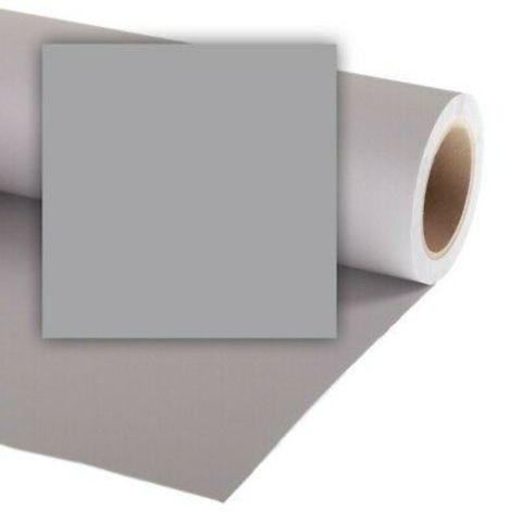 Фон бумажный Colorama LL CO105 2,72x11m STORM GREY, серый