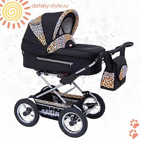 """Коляска Stroller B&E """"Maxima Style"""" 3в1"""