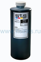 Пигментные чернила STS для Epson Photo Black 1000 мл