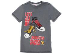 702-17 футболка детская, темно-серая