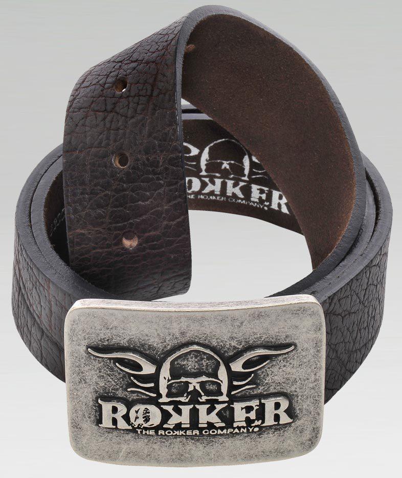 Rokker, Ремень Роккфорд коричневый