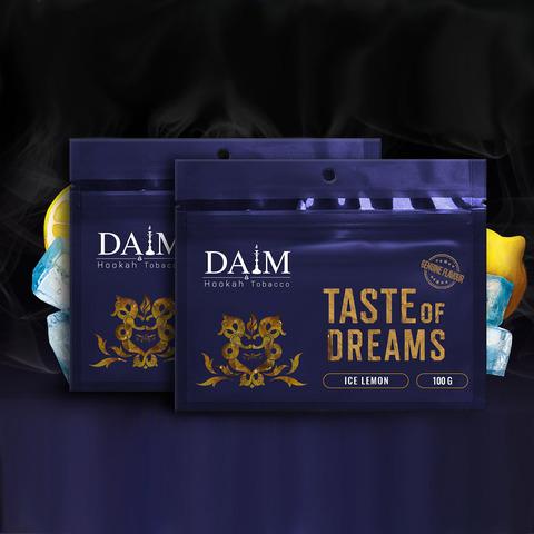 Табак Daim Ice Lemon 100 г