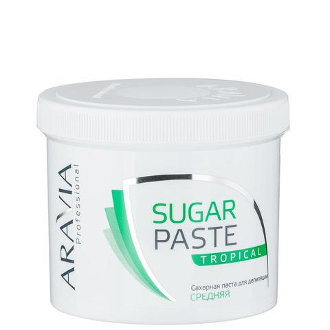 Паста сахарная Тропическая средняя для депиляции 750г Аравия