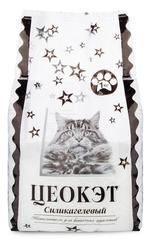 Наполнитель для кошек, Цеокэт, силикагелевый