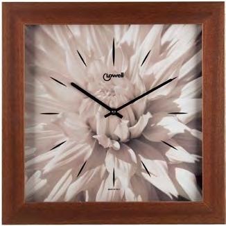 Часы настенные Lowell 05448