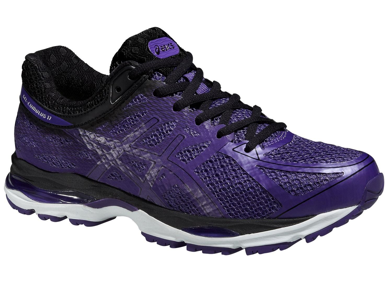 Женские кроссовки для бега Asics Gel-Cumulus 17 Light-show (T56PQ 3333) фиолетовый