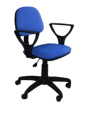 Кресло ФРОЙЧИ ткань синяя