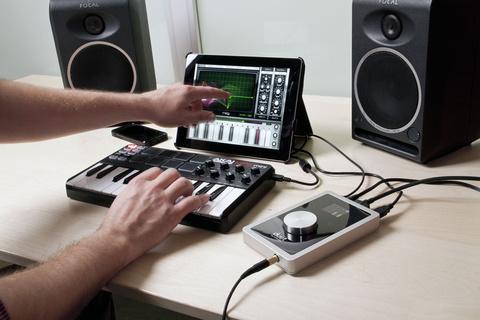Внешняя студийная звуковая карта  Apogee Duet