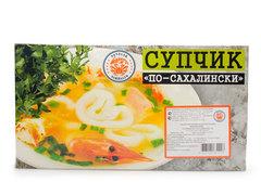 Супчик По-Сахалински с кетой, 500г