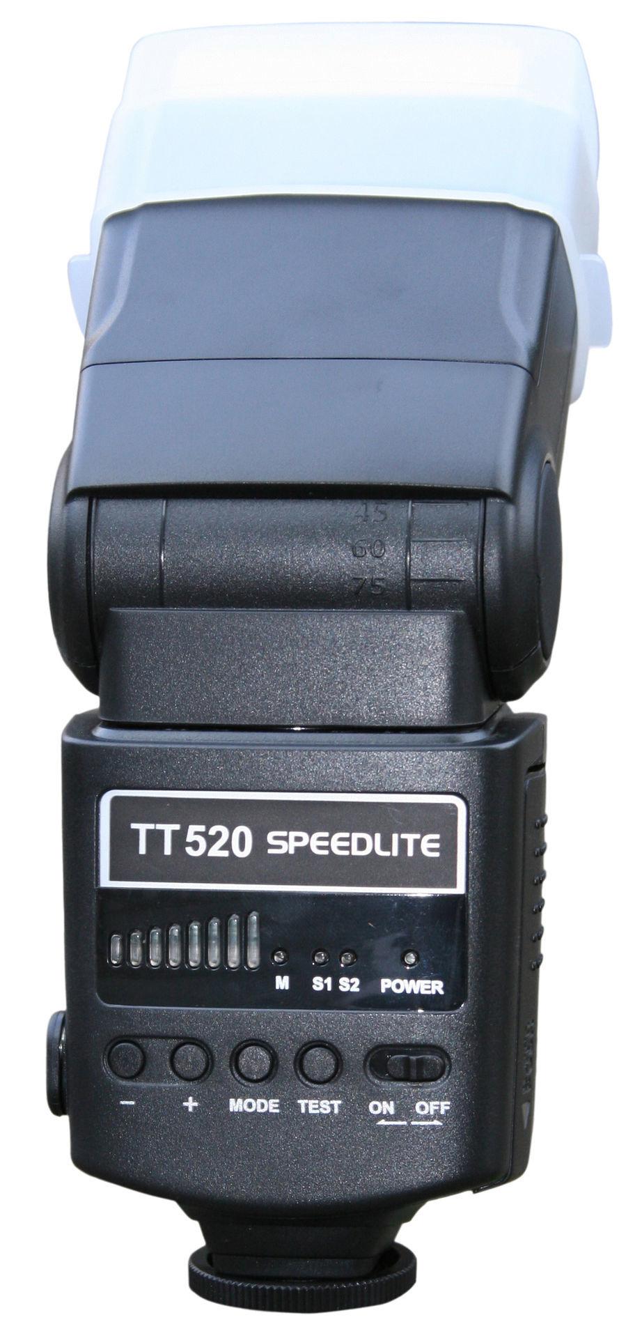 Grifon TT 520 Canon Nikon