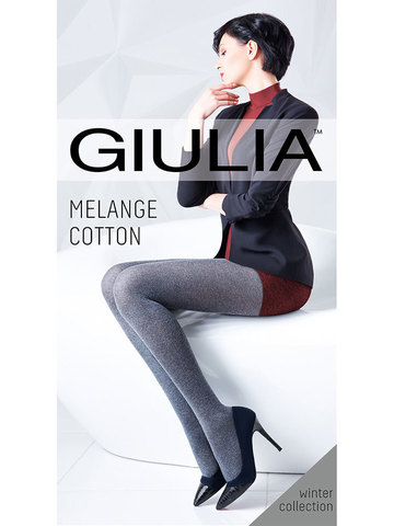 Колготки Melange Cotton 200 Giulia