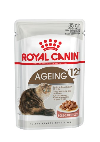 Royal Canin Ageing+12 pouch gravy