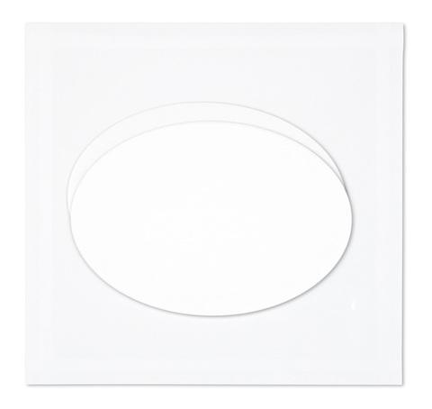 Коллаген для век (белые овалы) ,Dermafleece Mask Eye Contour Pad,1 пара.