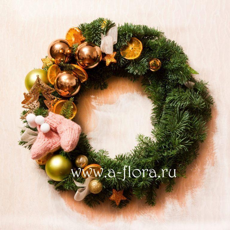 Фотография venok1.jpg купить в магазине Афлора
