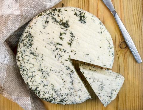 Сыр мягкий «Атлашевский» с зеленью