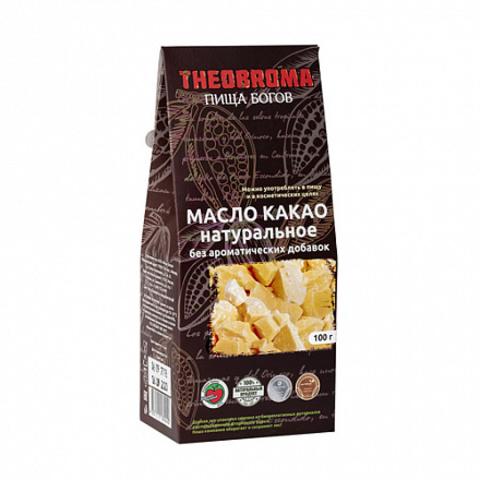 Масло какао, натуральное Theobroma