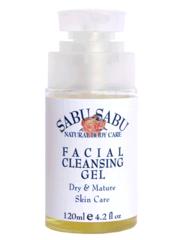 Гель для умывания жирной и проблемной кожи, Sabu-Sabu
