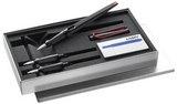 Набор перьевая ручка Joy 015 и сменные перья 11-15-19 мм (1615427)