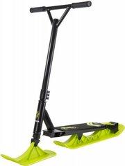 Самокат-снегокат Stiga Snow Kick STX Free , 75-1127-19 ,  черный / зеленый