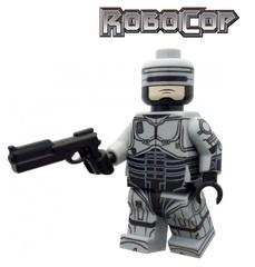 Робокоп минифигурка Робот-полицейский — Robocop minifigurca Robot policeman