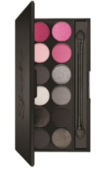 Тени для век в палетке Sleek MakeUP Eyeshadow Palette I-Divine Diamond Decade, тон 1154