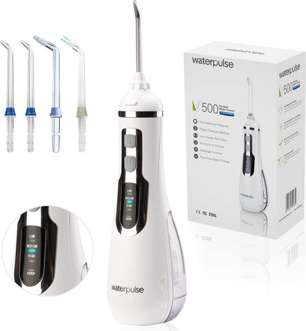 Ирригатор Waterpulse V-500, white