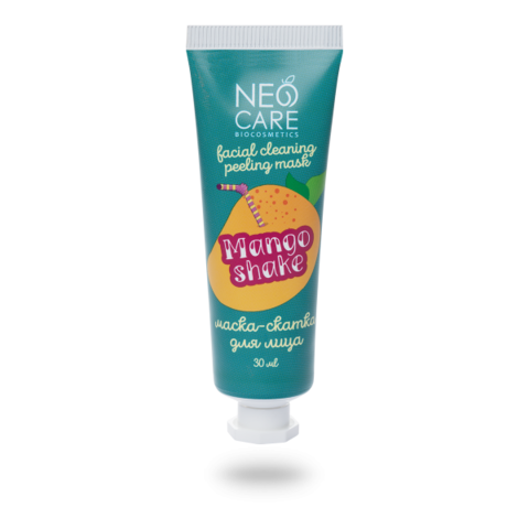 Маска для лица Mango shake | 30 мл | Neo Care