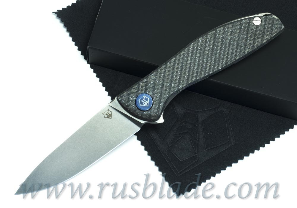Shirogorov HatiOn Lite M390 White CF MRBS