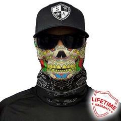 Бандана с черепом SA Calavera Skull