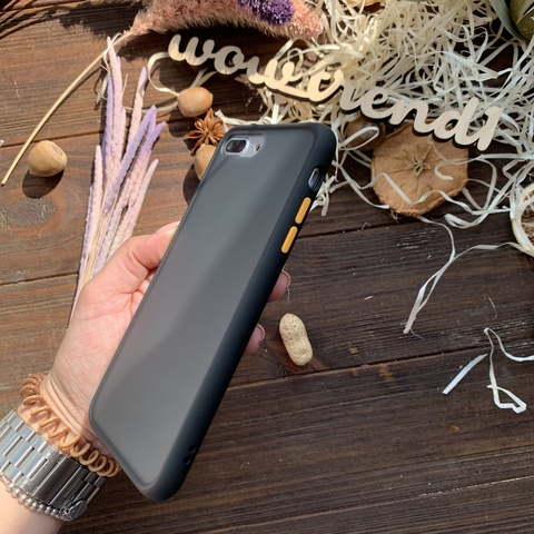 Чехол iPhone 11 Totu Gingle series /black yellow/