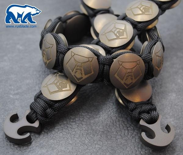 """CUSTOM Streltsov Design bracelet """"Bear"""""""