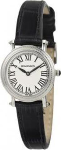 Купить Наручные часы Romanson RL1253SLWWH по доступной цене