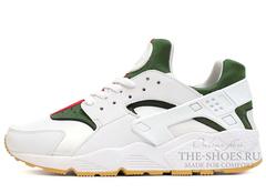 Кроссовки Мужские Nike Air Huarache Premium White Khaki